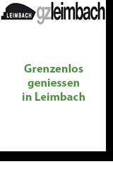 Grenzenlos geniessen in Leimbach