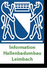 Information Hallenbadumbau Leimbach