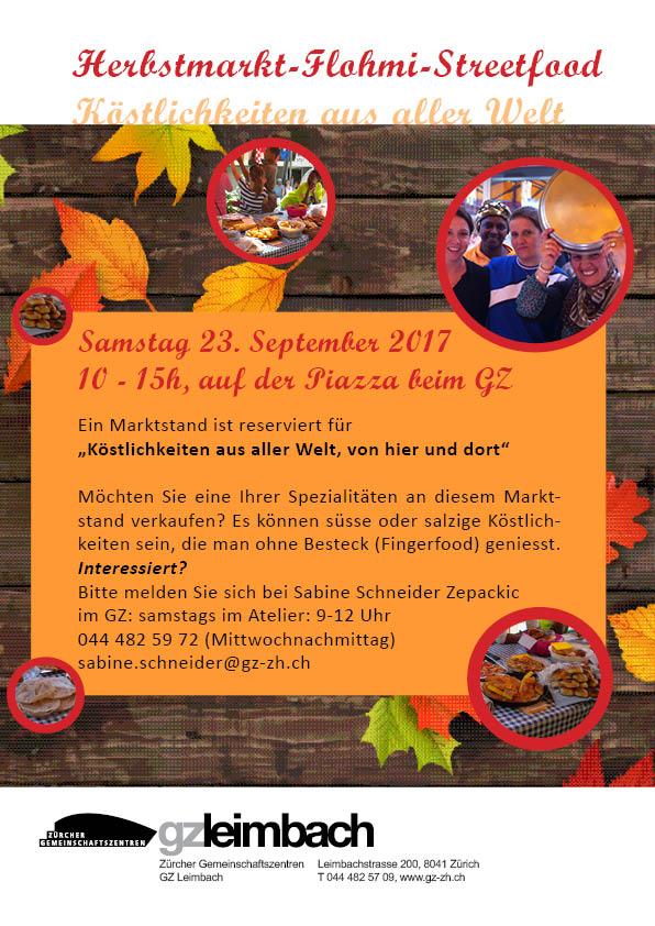 Leimbacher Herbstmarkt